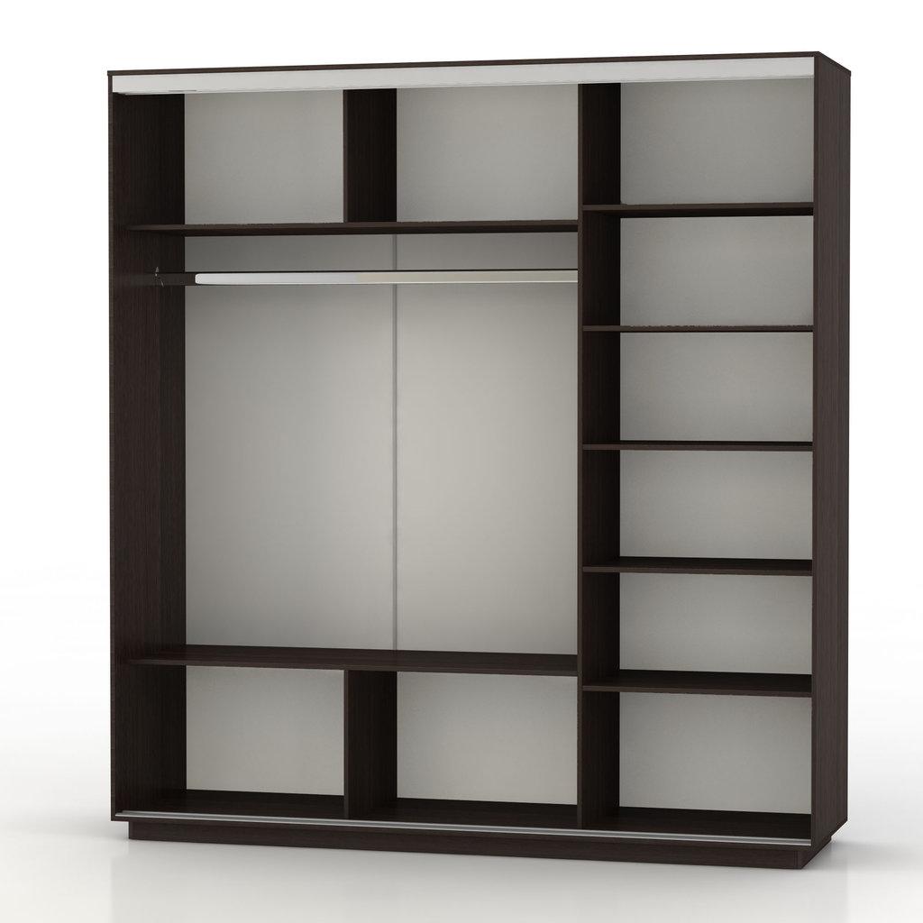 Шкафы купе: Медиум ТРИО в Ваша кухня в Туле