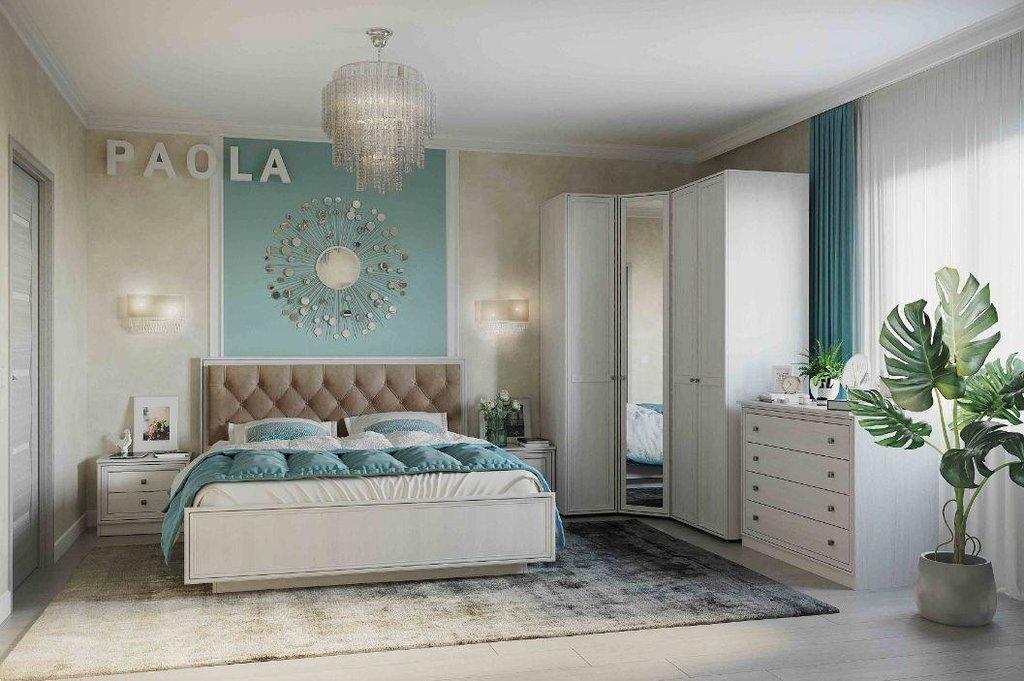 Модульная мебель в спальню PAOLA патина: Модульная мебель в спальню PAOLA патина в Стильная мебель