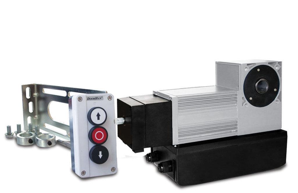Автоматика для ворот: Привод Doorhan Shaft 30 (влагозащищенный, до 18кв.м. в АБ ГРУПП