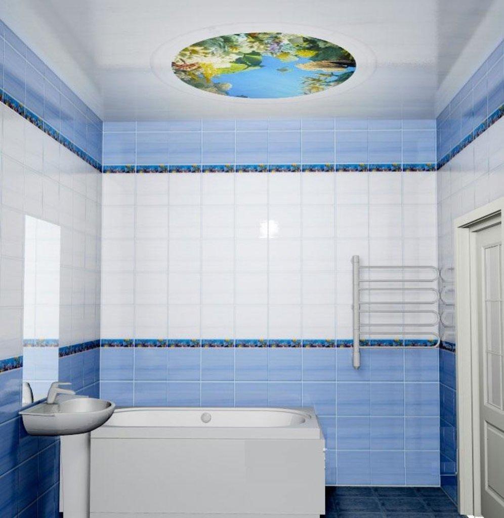 Панели Novita: Декоративный потолок Афалины NOVITA в Мир Потолков