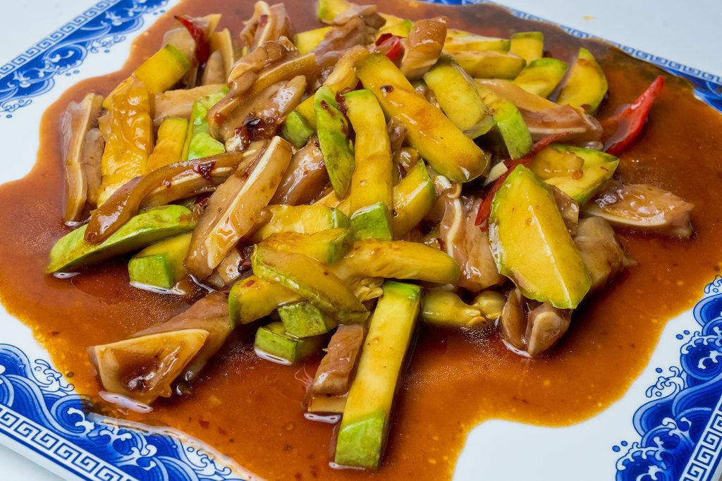 Горячие блюда: Джу Арто в Шанхай