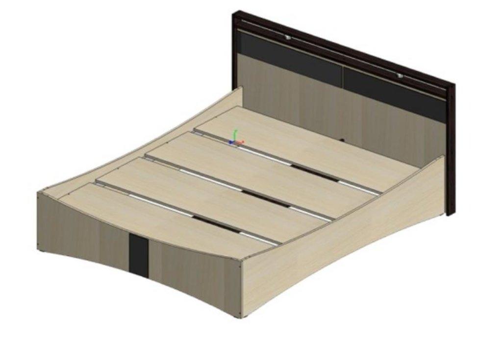 Спальни: Кровать Вега КР-02 в Диван Плюс