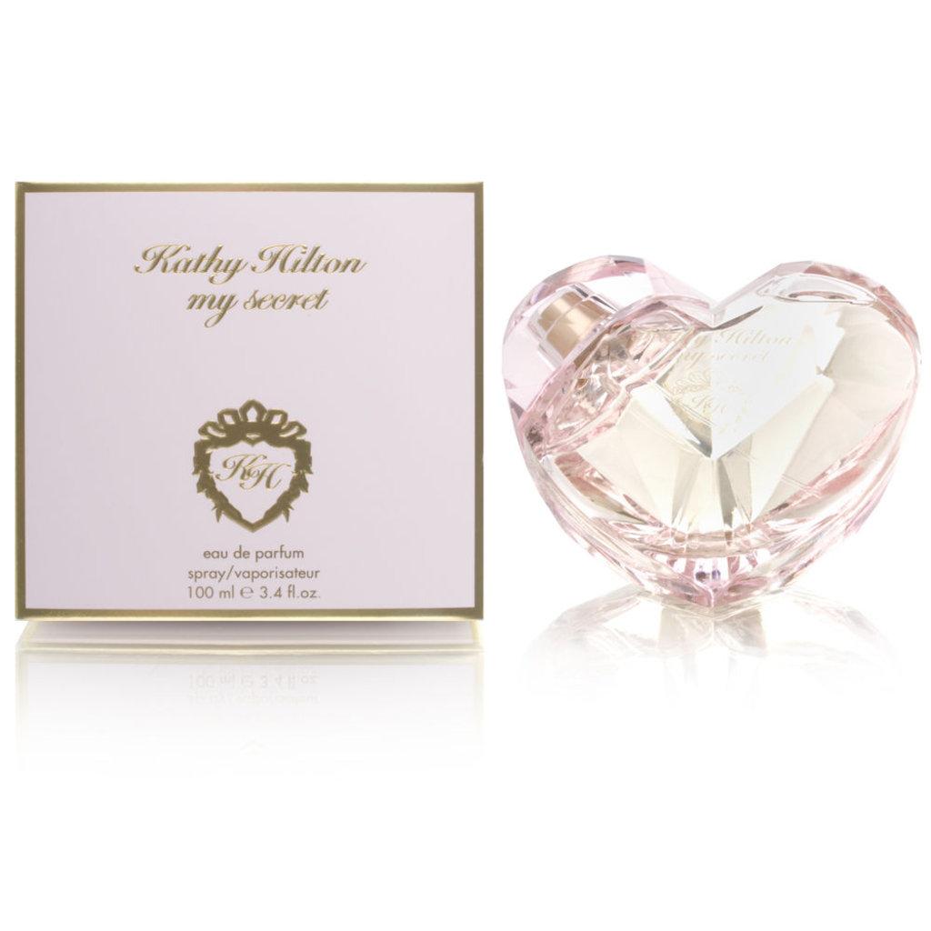 Kathy Hilton: Парфюмерная вода Kathy Hilton My secret edp ж 100 ml в Элит-парфюм