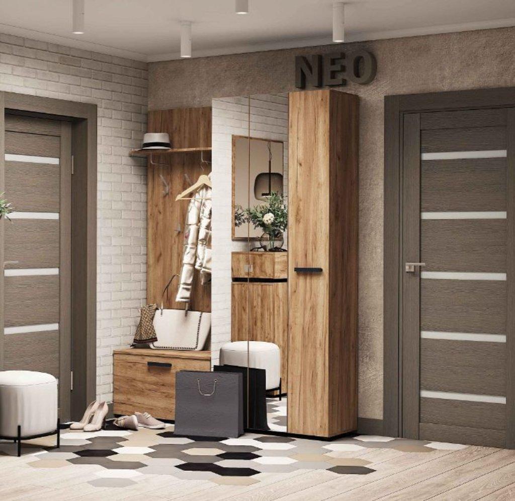 Мебель для прихожих, общее: Шкаф для одежды NEO 87 в Стильная мебель