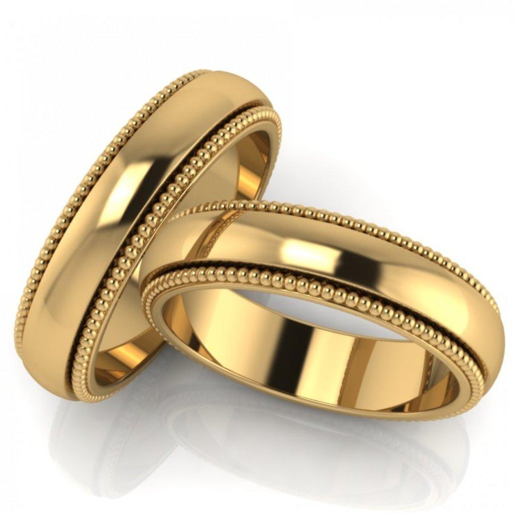 Ювелирные изделия: Кольцо обручальное в Алмаз, ювелирная мастерская, ООО