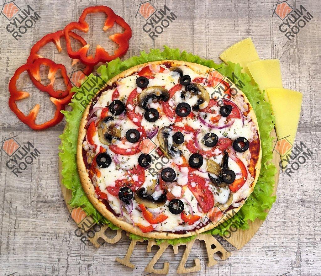 Пицца: Вегетарианская в Суши Room