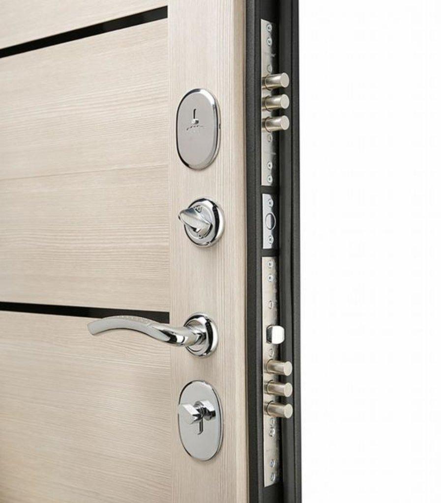 Входные двери (бюджет) от 70-80мм: Входная дверь ГАРДА Муар Царга в Пластиковые окна в Сургуте STEKLOMASTER