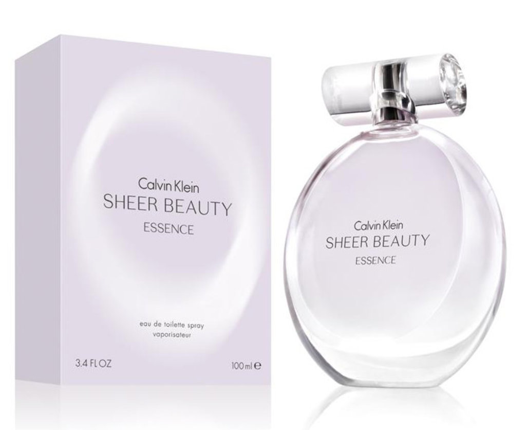 Calvin Klein: Calvin Klein Beauty Sheer  Essence edt 100ml в Элит-парфюм
