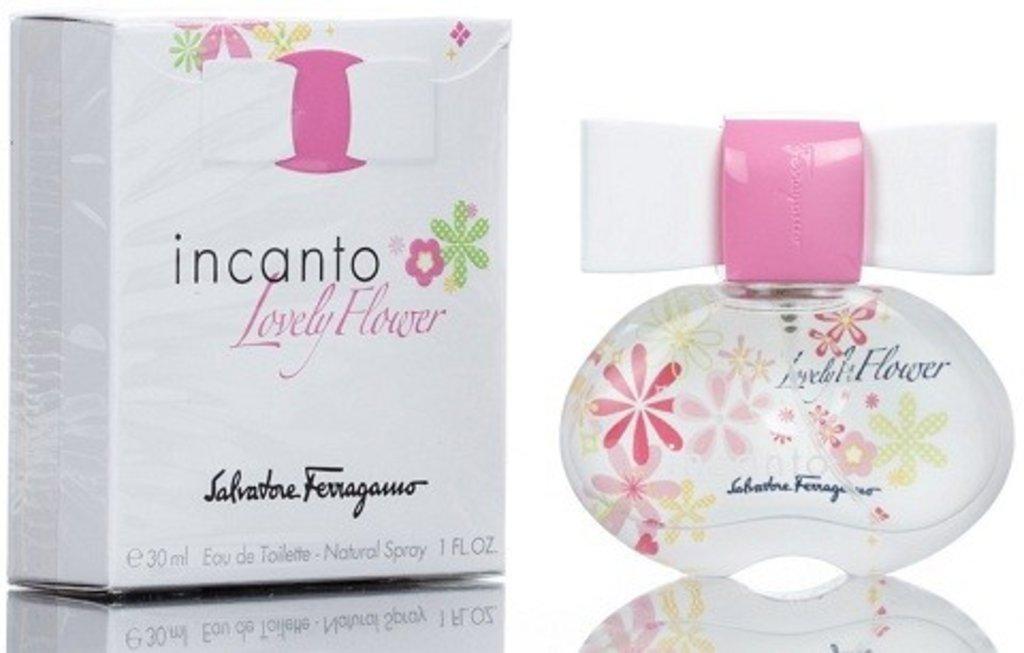 Salvatore Ferragamo: Salvatore Ferragamo Incanto Lovely Flower edt в Элит-парфюм