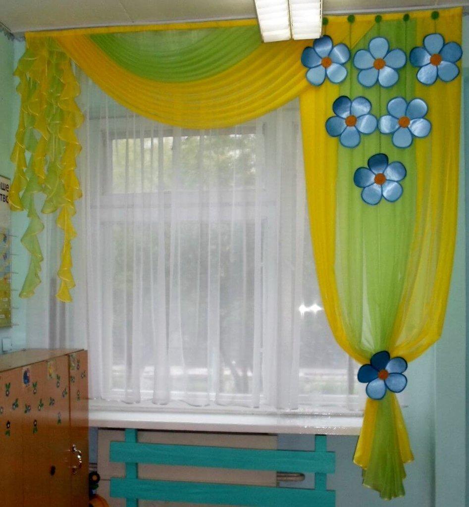Шторы, портьеры: Шторы для детских садов в Декор окна, салон
