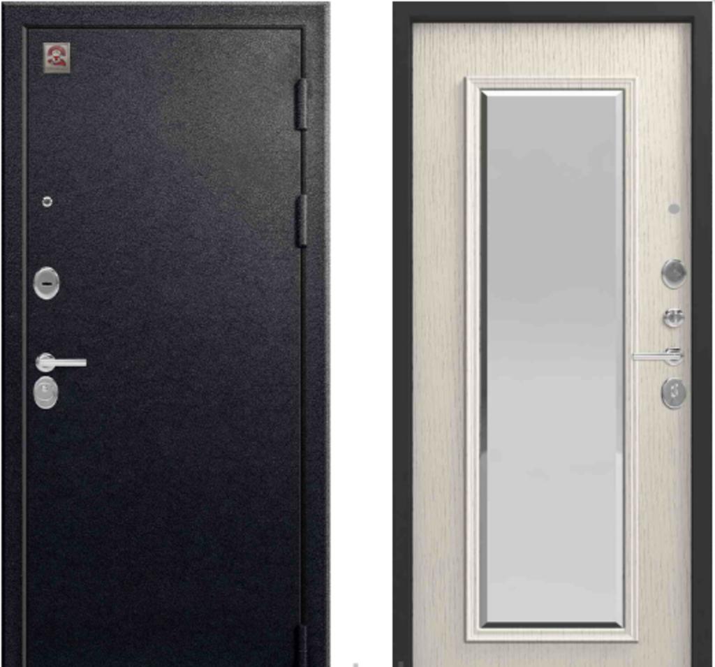 Двери Центурион: Центурион LUX-1 Антик серебро/Патина Крем в Модуль Плюс