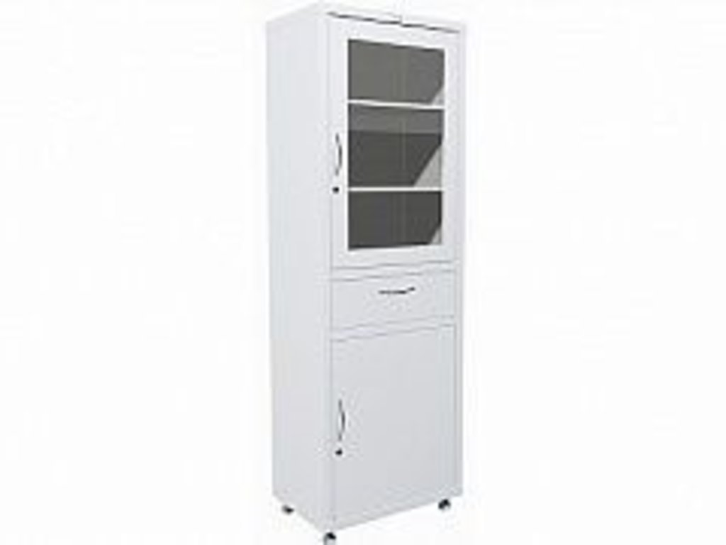Шкафы медицинские металлические: Шкаф медицинский HILFE МД 1 1760 R-1 в Техномед, ООО
