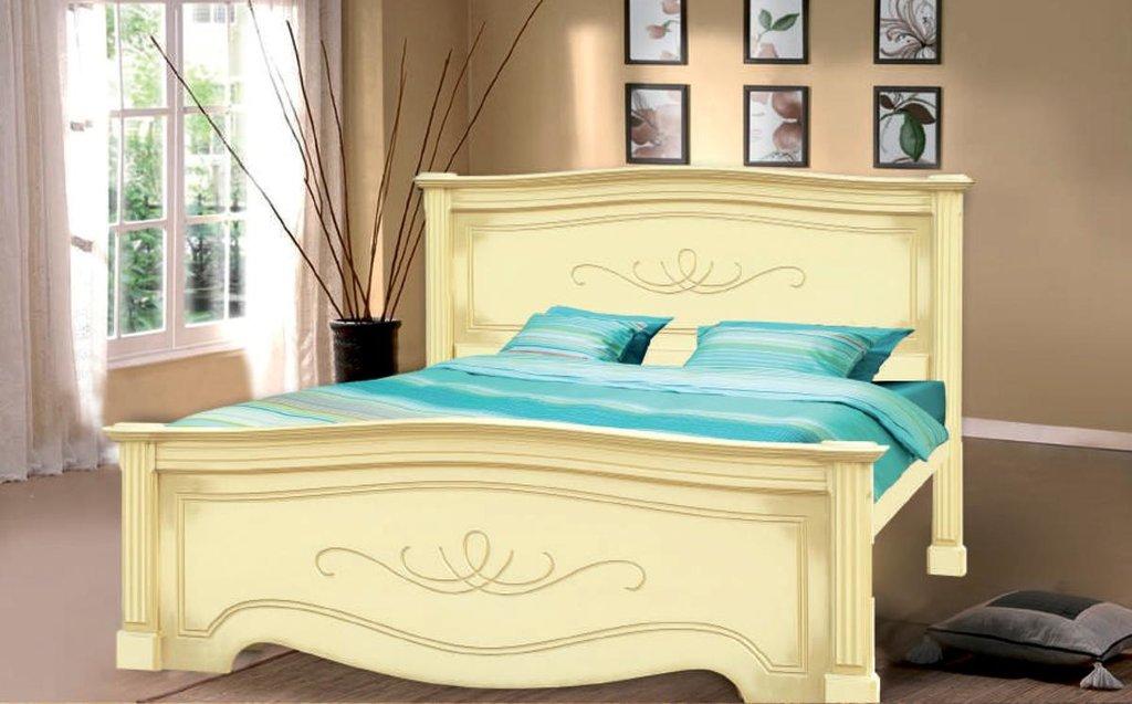 Кровати: Кровать АНАБЕЛЬ-9 (1600) в Ваша кухня в Туле