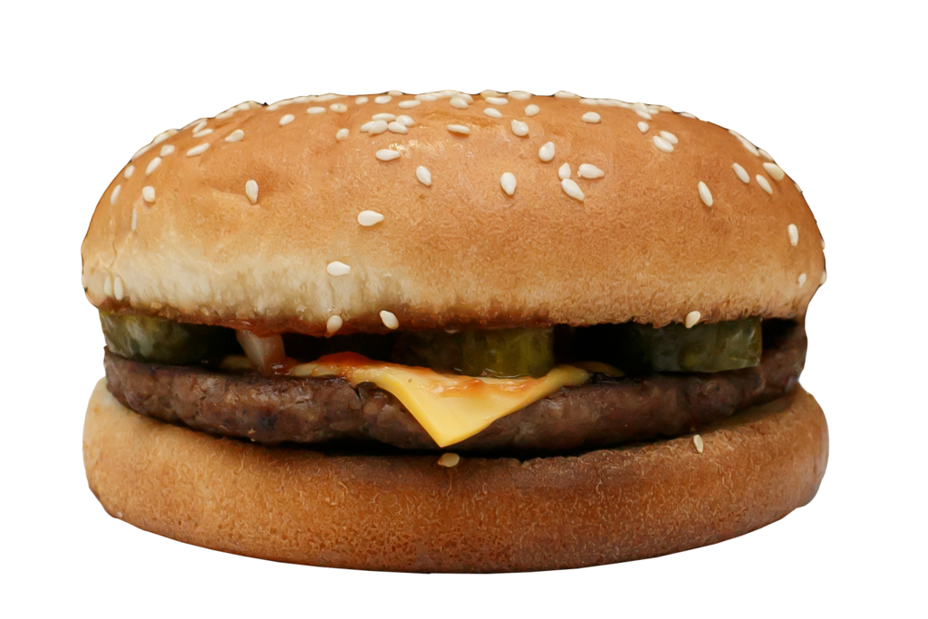 Бургеры: Чизбургер PRO в Cofi