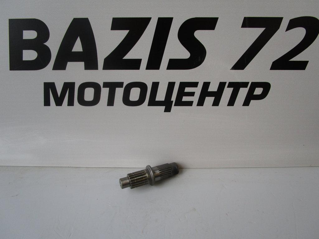 Запчасти для техники CF: Вал вторичный КПП X8 CF 0800-062101 в Базис72