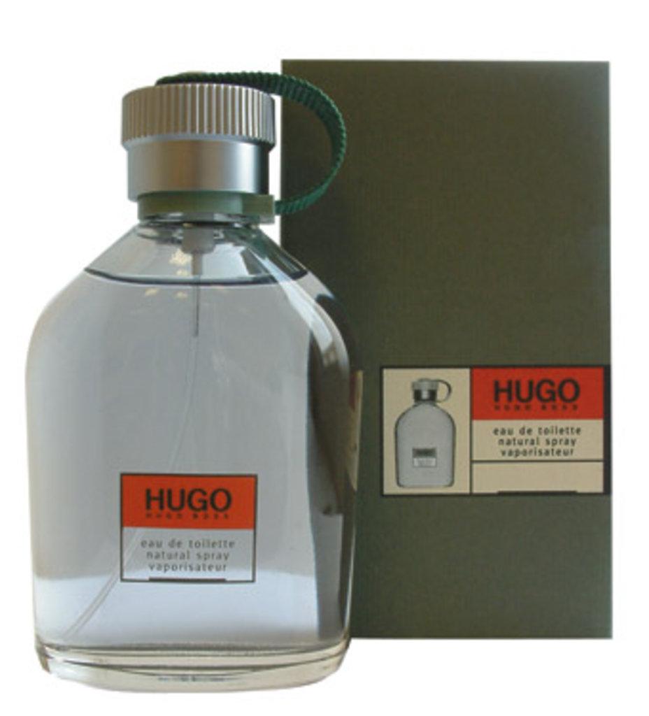 Boss: Туалетная вода Boss Hugo edt м 150 ml (зеленый) в Элит-парфюм