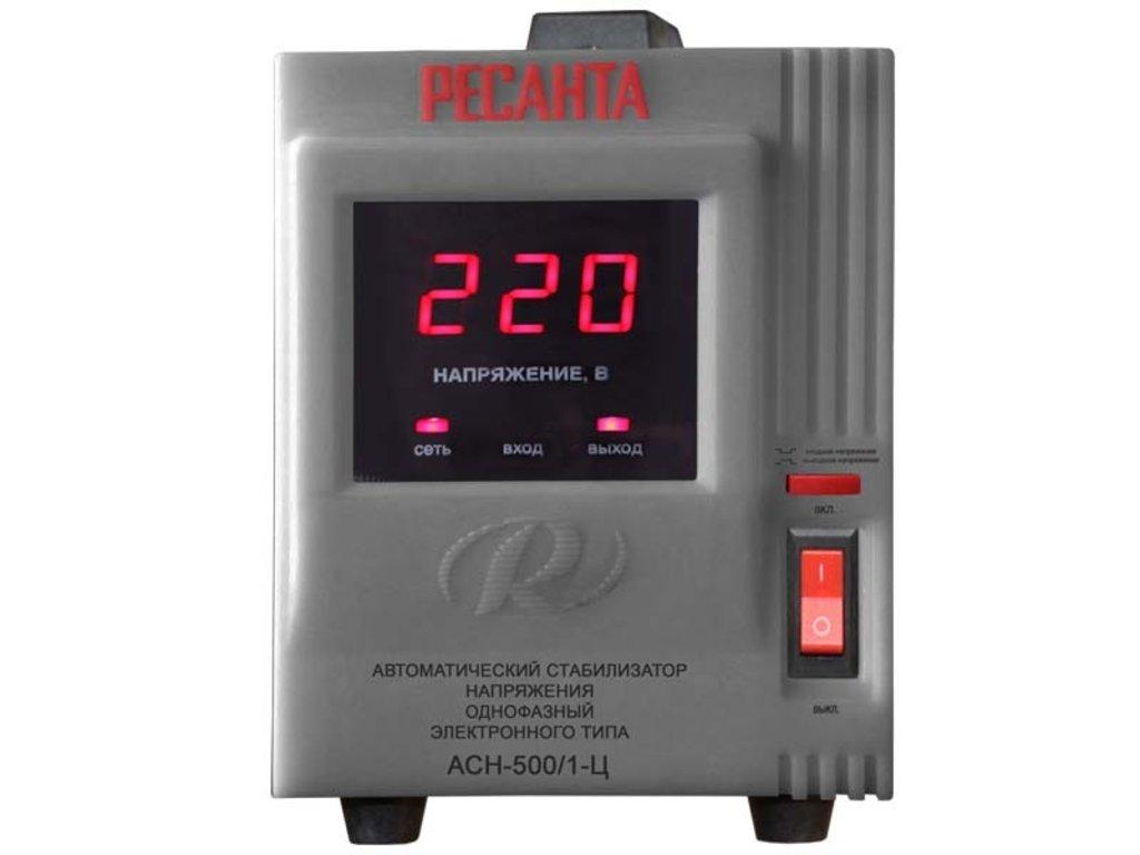 Электронного типа с цифровым дисплеем: Однофазный стабилизатор электронного типа с цифровым дисплеем РЕСАНТА АСН-2000/1-Ц в РоторСервис, сервисный центр, ИП Ермолаев Д. И.
