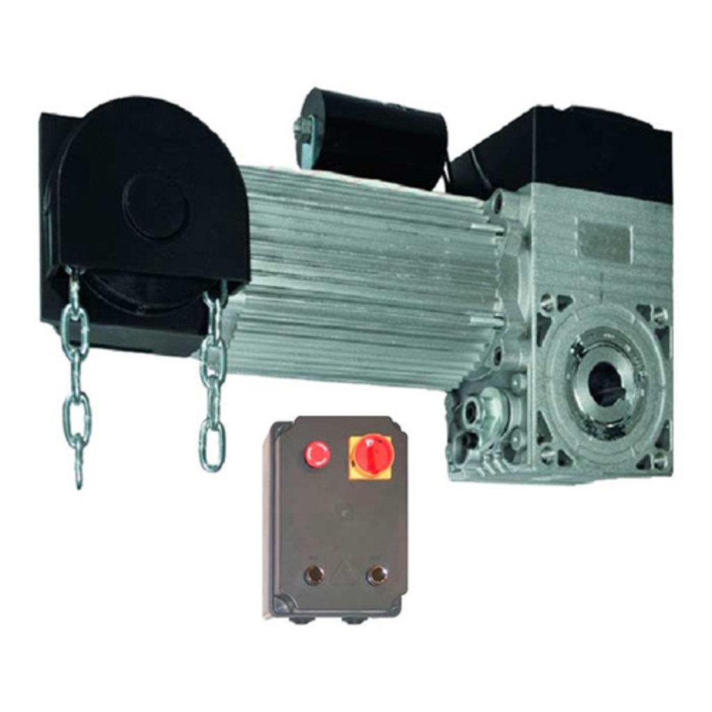 Автоматика для ворот: Привод ASI50KIT до 18 кв.м с интенсивностью эксплуатации до 60% в АБ ГРУПП