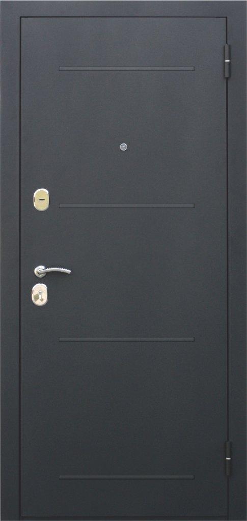 Входные двери (бюджет) от 70-80мм: Входная дверь ГАРДА Муар в Пластиковые окна в Сургуте STEKLOMASTER