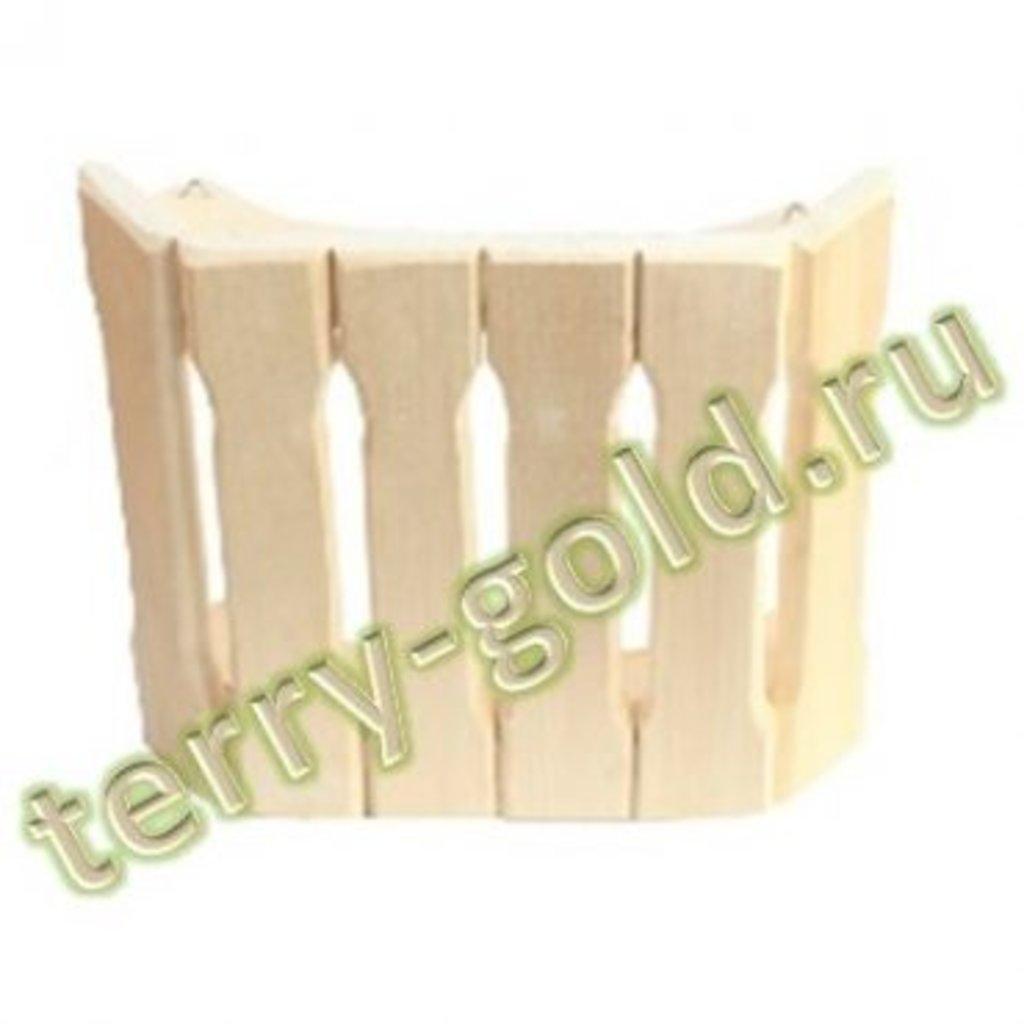 Товары для саун и бань, общее: Светильник угловой в Terry-Gold (Терри-Голд), погонажные изделия