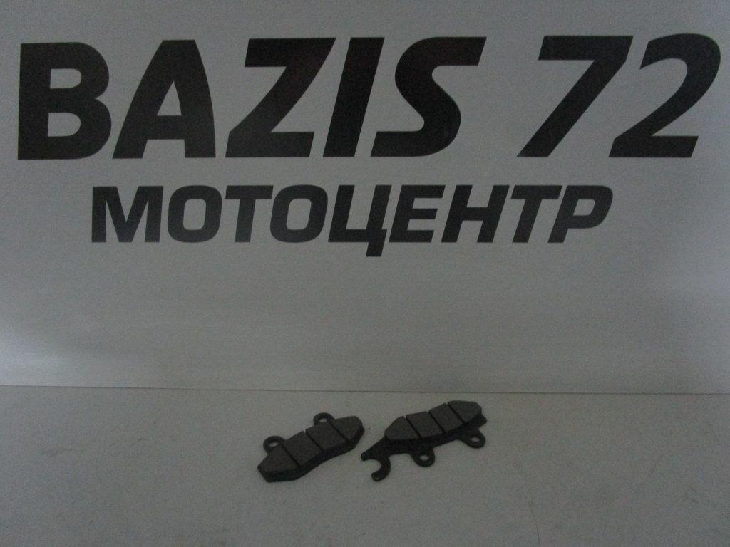 Запчасти для техники PM: Колодка тормозная левая 10906010060 в Базис72