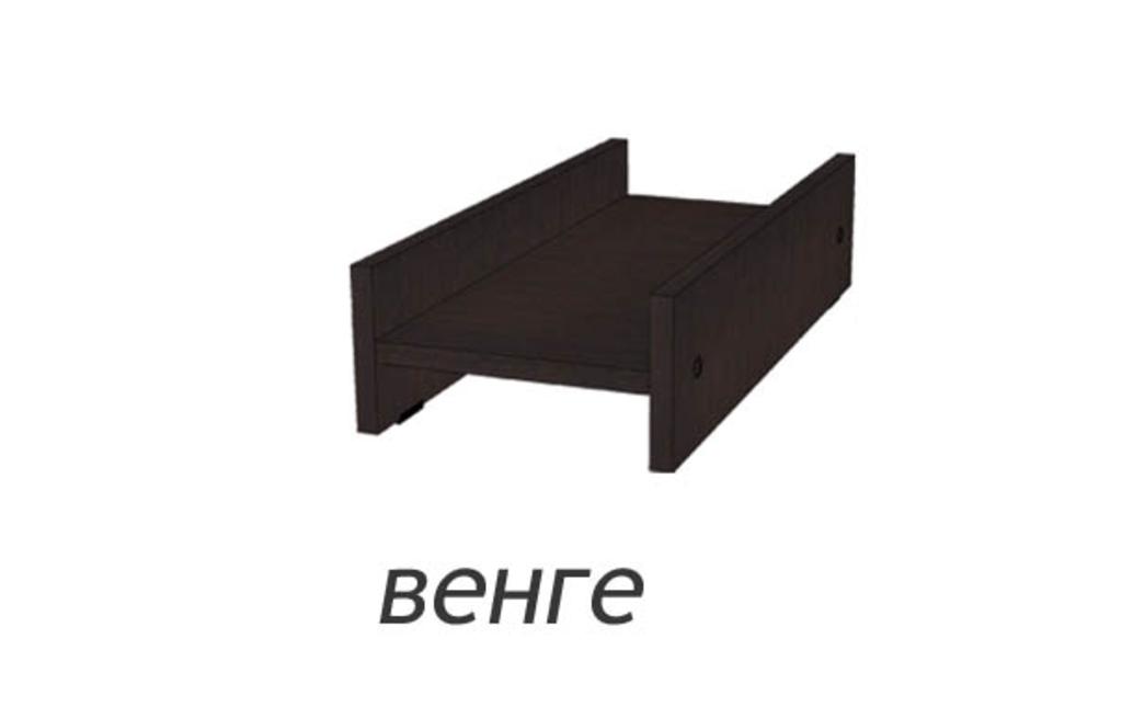 Мебельные направляющие и комплектующие: Подставка под системный блок Юниор (Линаура) в Стильная мебель