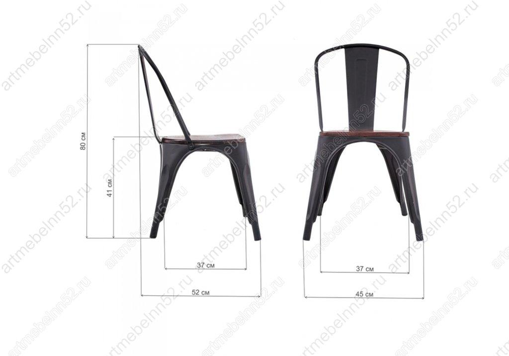 Стулья, кресла деревянный для кафе, бара, ресторана.: Стул 1810 в АРТ-МЕБЕЛЬ НН