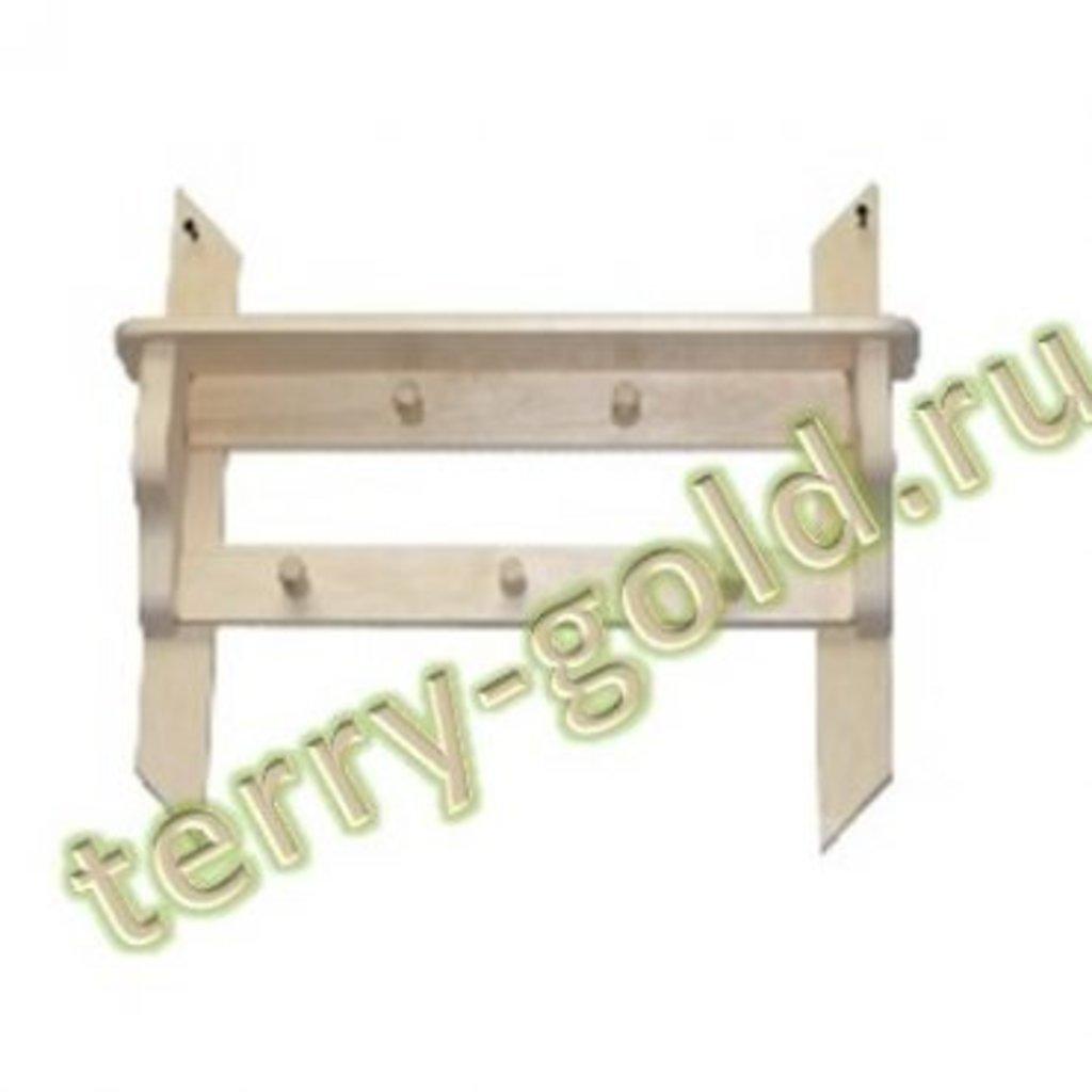 Садовая и пляжная мебель, общее: Вешалка-полка в Terry-Gold (Терри-Голд), погонажные изделия
