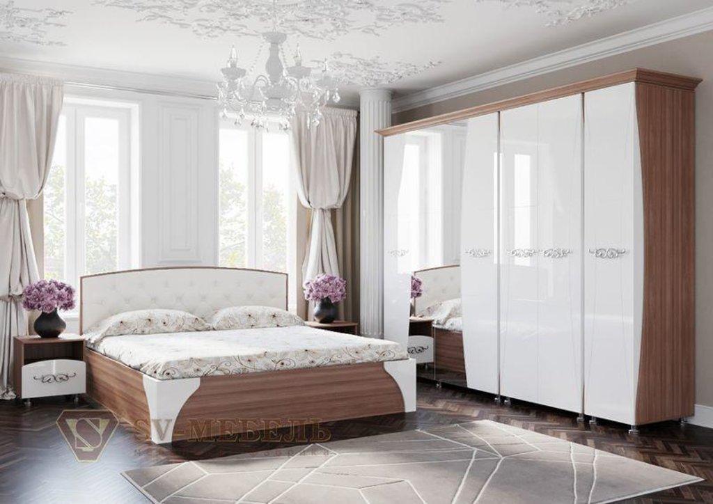 Мебель для спальни Лагуна-7: Шкаф двухстворчатый Лагуна-7 в Диван Плюс