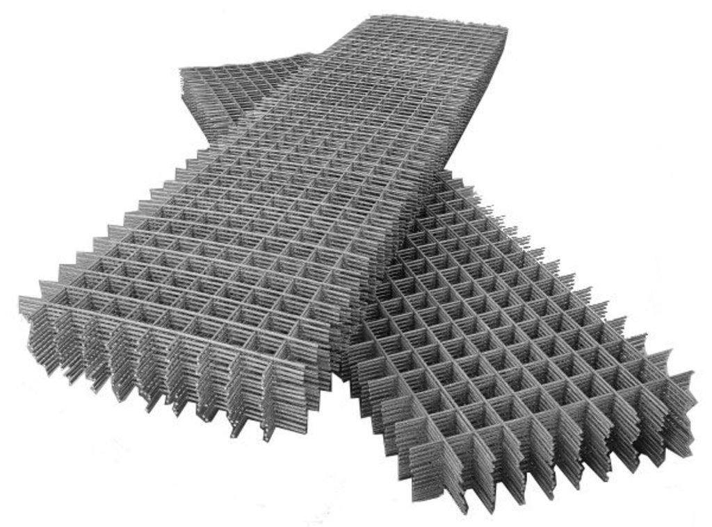 Металлоизделия строительного назначения, общее: Сетка кладочная (4) ячейка 50х50мм, размеры: 38х150, 0,76 м2 в 100 пудов