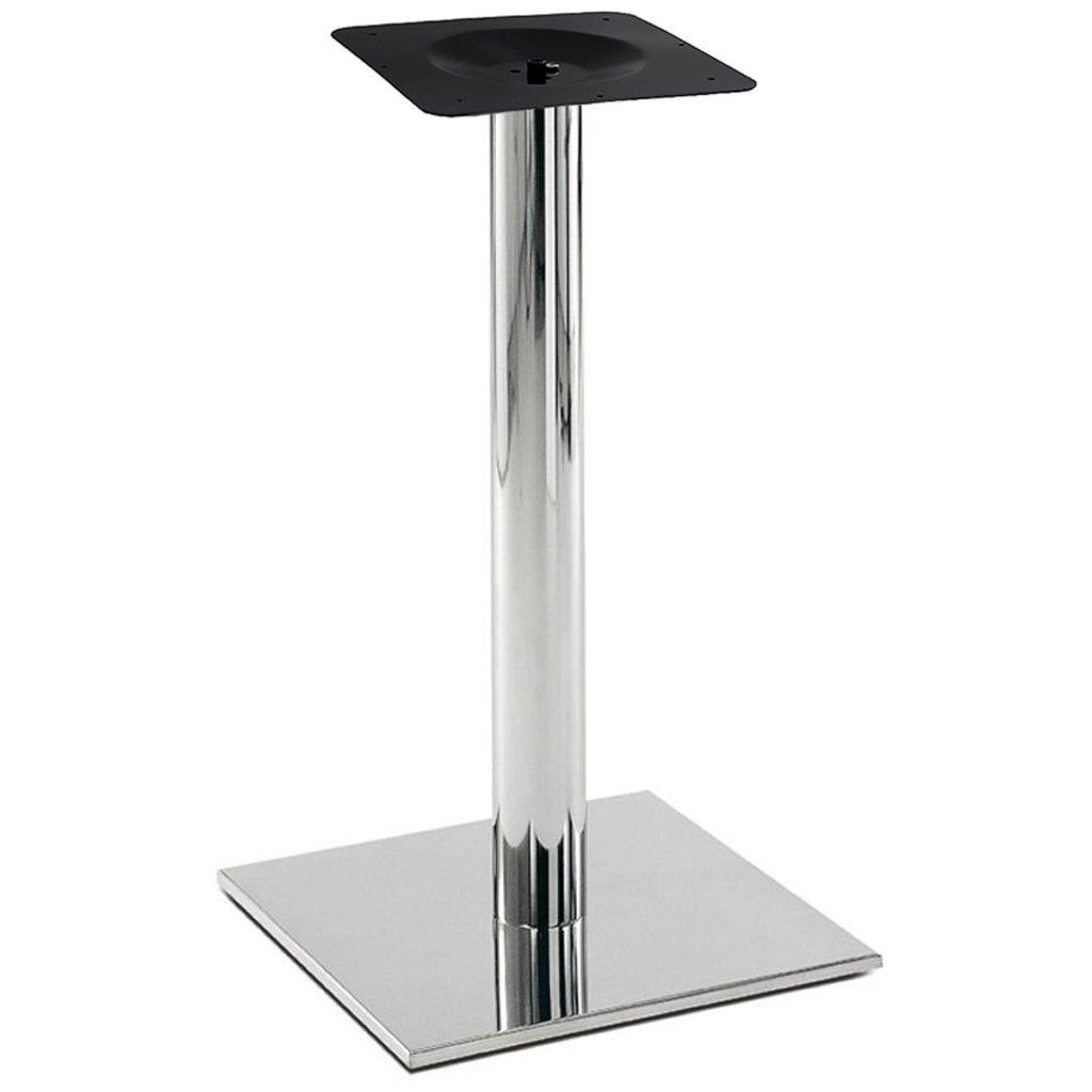 Подстолья для столов.: Подстолье 1064ЕМ (хром) в АРТ-МЕБЕЛЬ НН