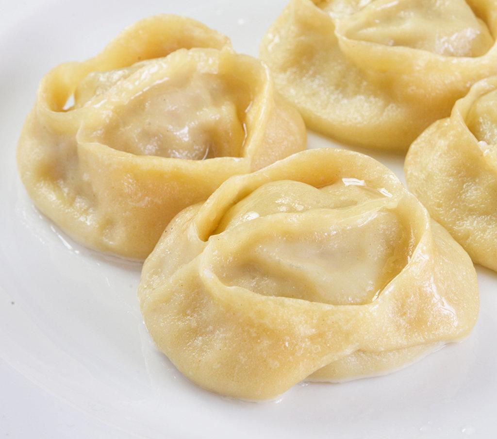 Восточные блюда: Манты 4шт. в Провиант