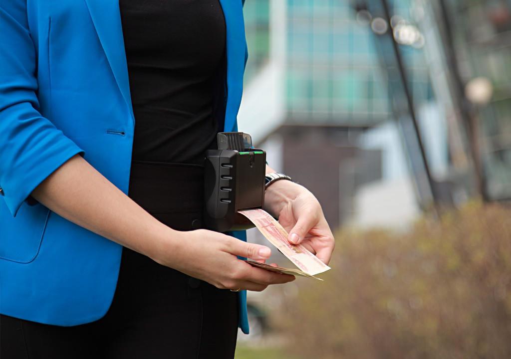 Детекторы банкнот: Moniron Mobile Портативный автоматический детектор банкнот (валют) в Рост-Касс