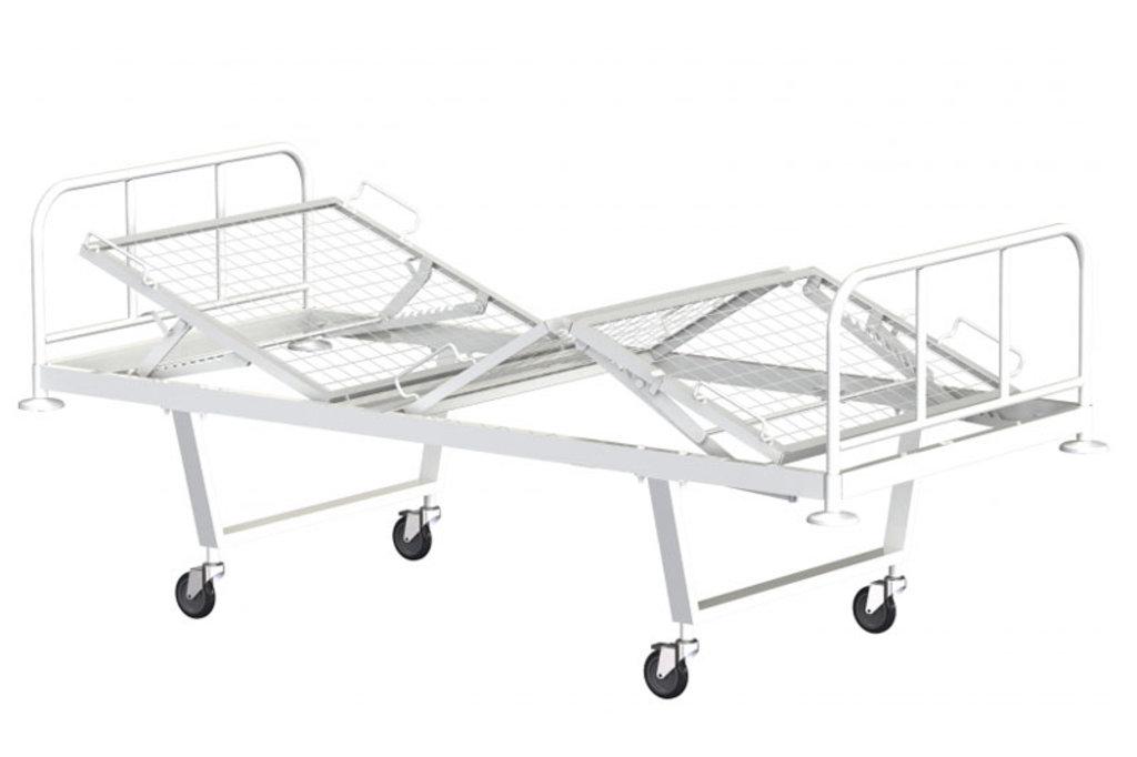 Медицинские кровати: Кровать медицинская для лежачих больных КФ3-01 МСК-103 в Техномед, ООО