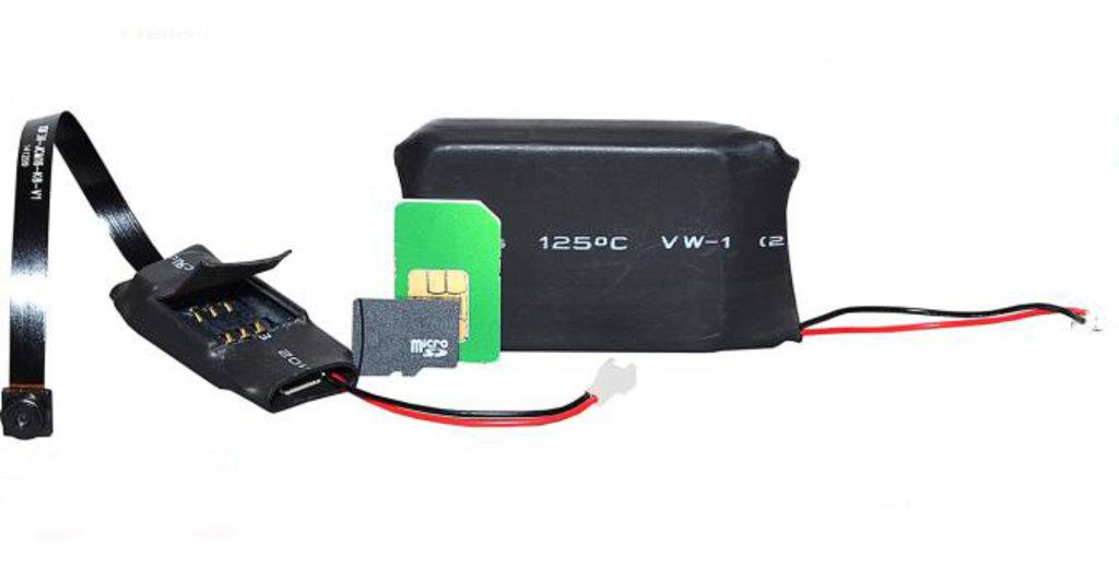 GSM микрокамера BX1005Z в ОКО, Юридическое агентство