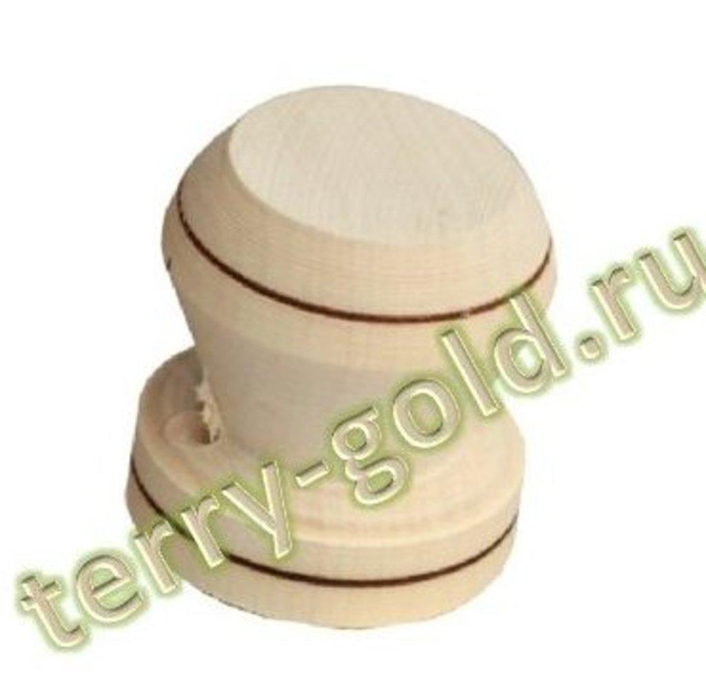 Дверные ручки: Ручка дверная круглая в Terry-Gold (Терри-Голд), погонажные изделия