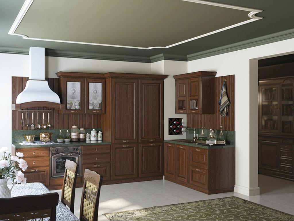 Кухни: Кухня Венеция в Модный интерьер
