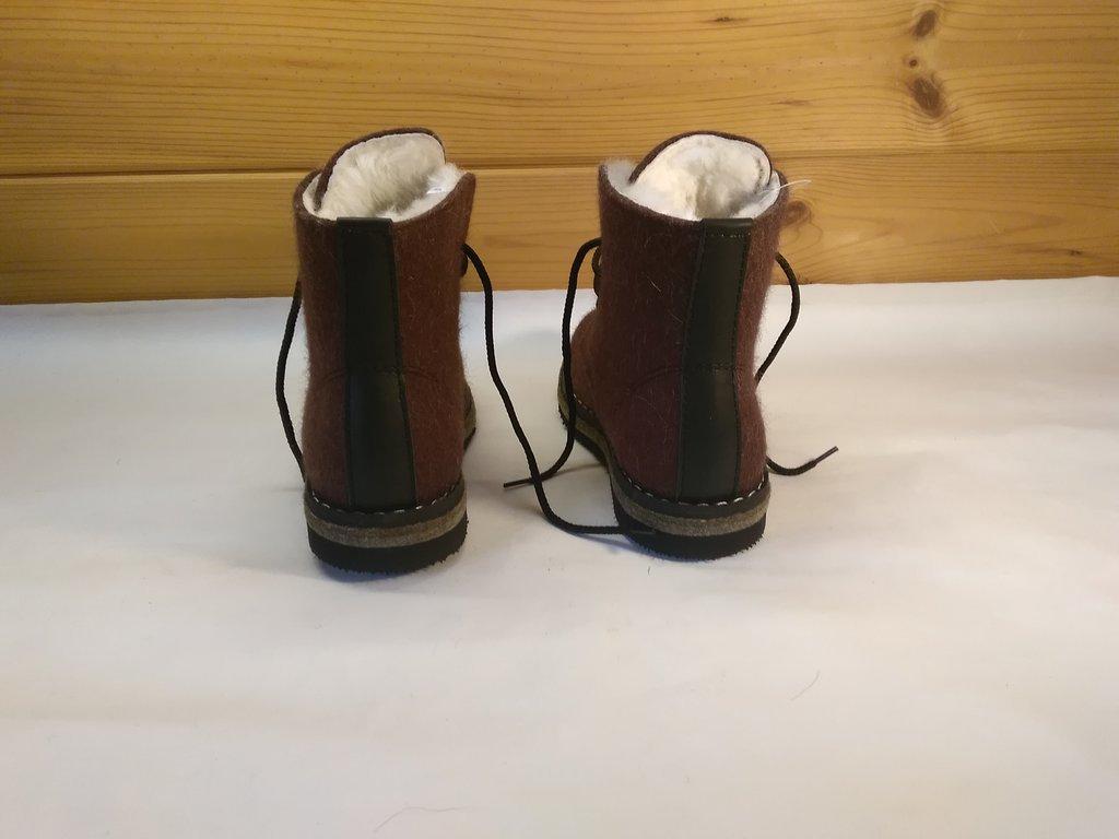 Унты, валенки, сапоги, чуни женские: Ботинки женские войлочные в Сельский магазин