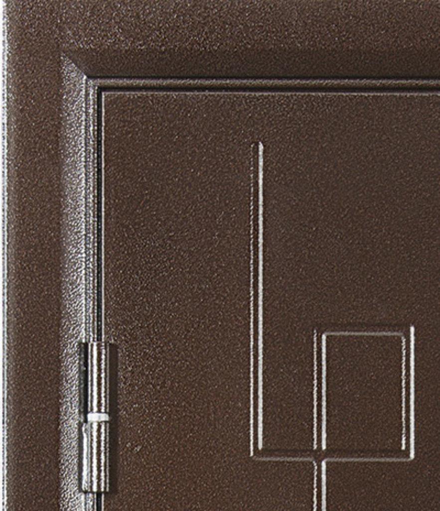 Входные (строй)двери до 70мм: Входная дверь СИТИ в Пластиковые окна в Сургуте STEKLOMASTER