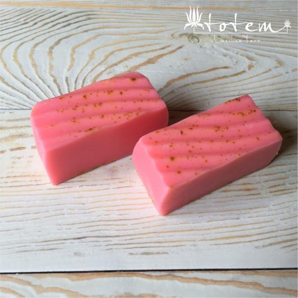 Розовое мыло-программа в ТОТЕМ