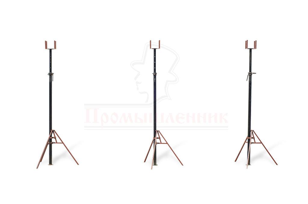 Опалубка и комплектующие к ним: Телескопическая стойка-домкрат 3.7 в Промышленник