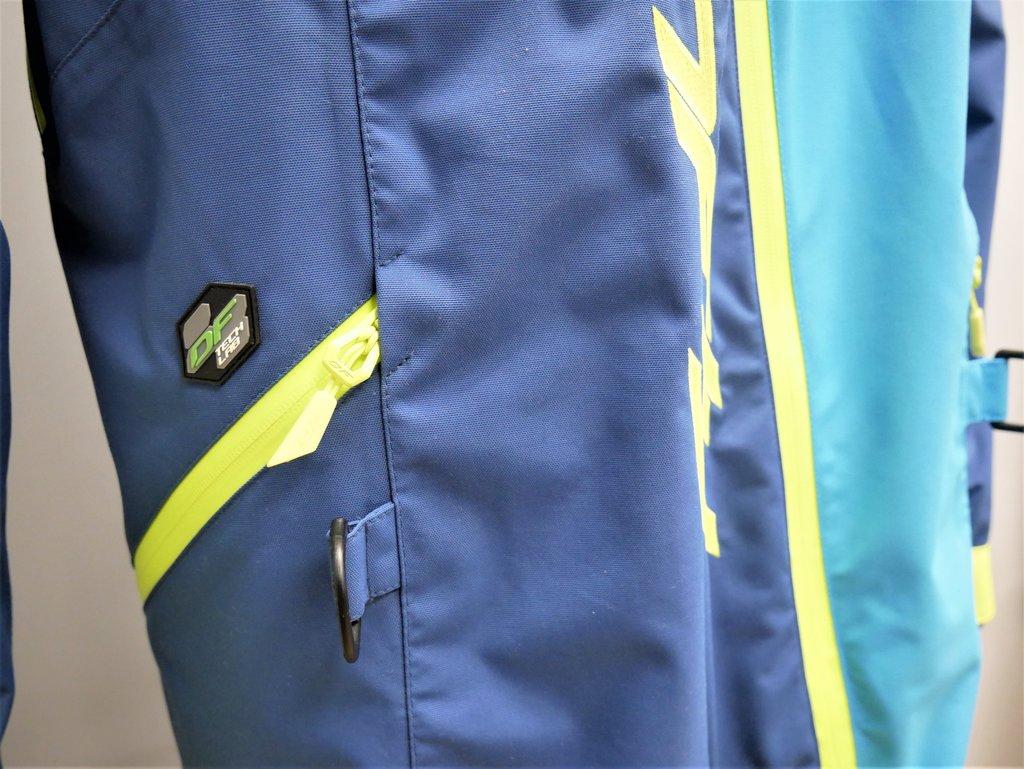 Экипировка и аксессуары: Комбинезон Extreme 2019 Blue-Yellow в Базис72