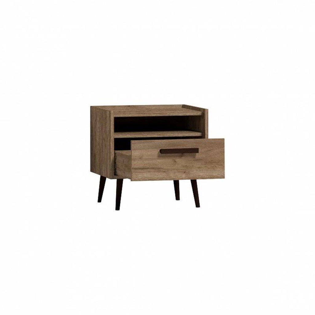 Прикроватные тумбочки: Тумба прикроватная Nature 41 в Стильная мебель