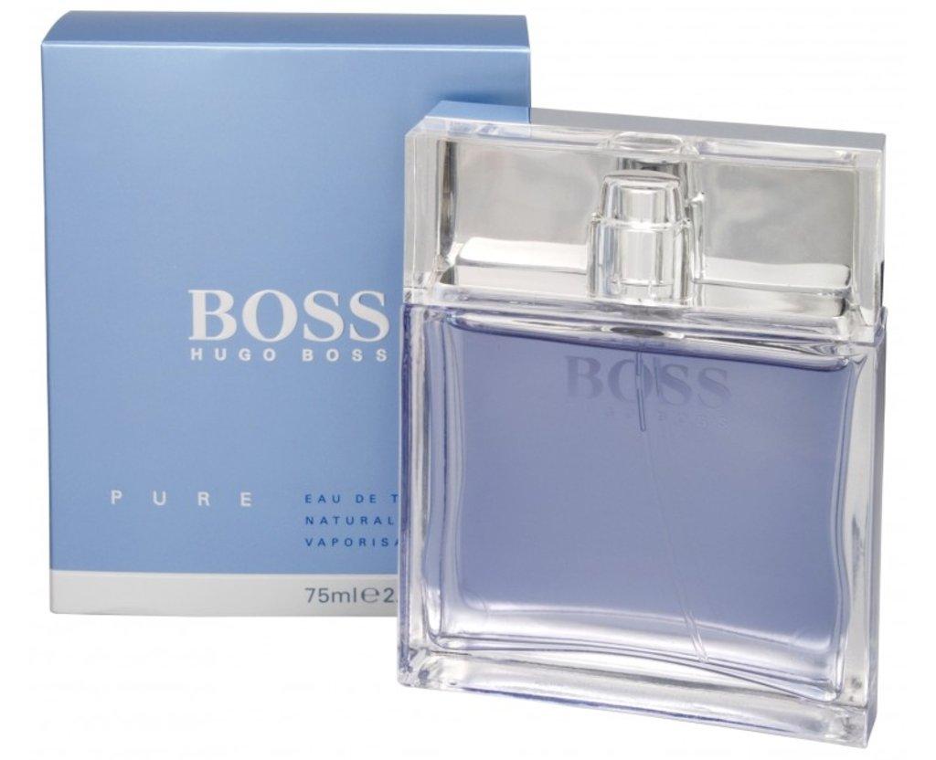 Boss: Туалетная вода Boss Pure edt м 75 ml в Элит-парфюм
