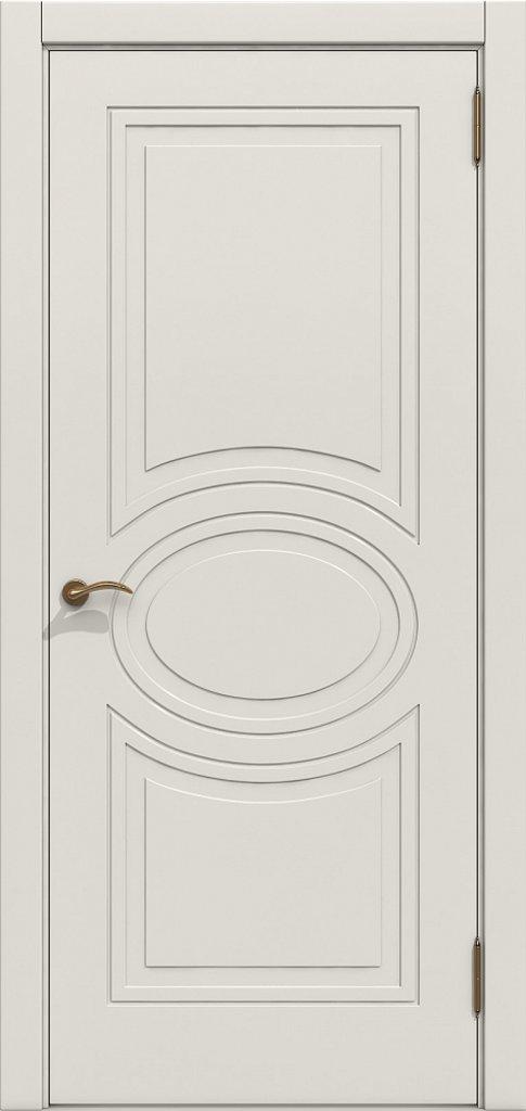 Двери Верда: Дверь межкомнатная Париж 4 ДГ в Салон дверей Доминго Ноябрьск