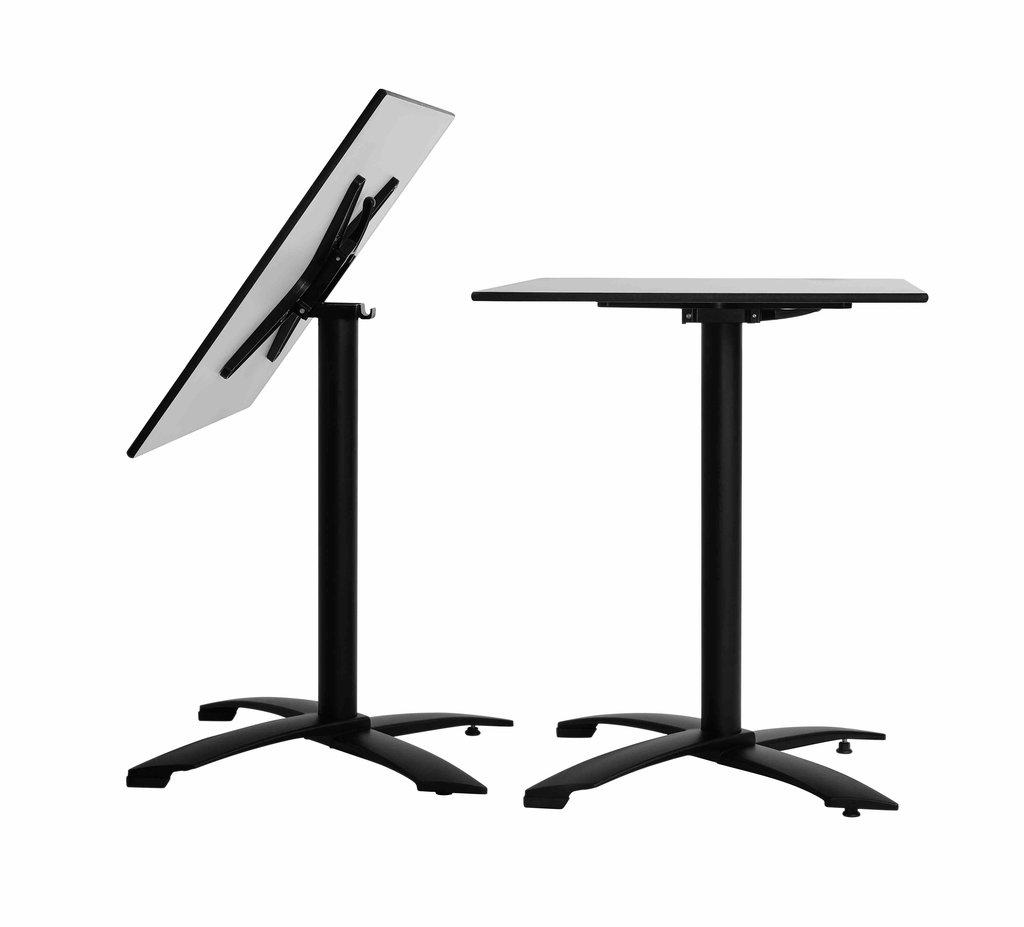 Подстолья для столов.: Подстолье 8022 (алюминий) в АРТ-МЕБЕЛЬ НН