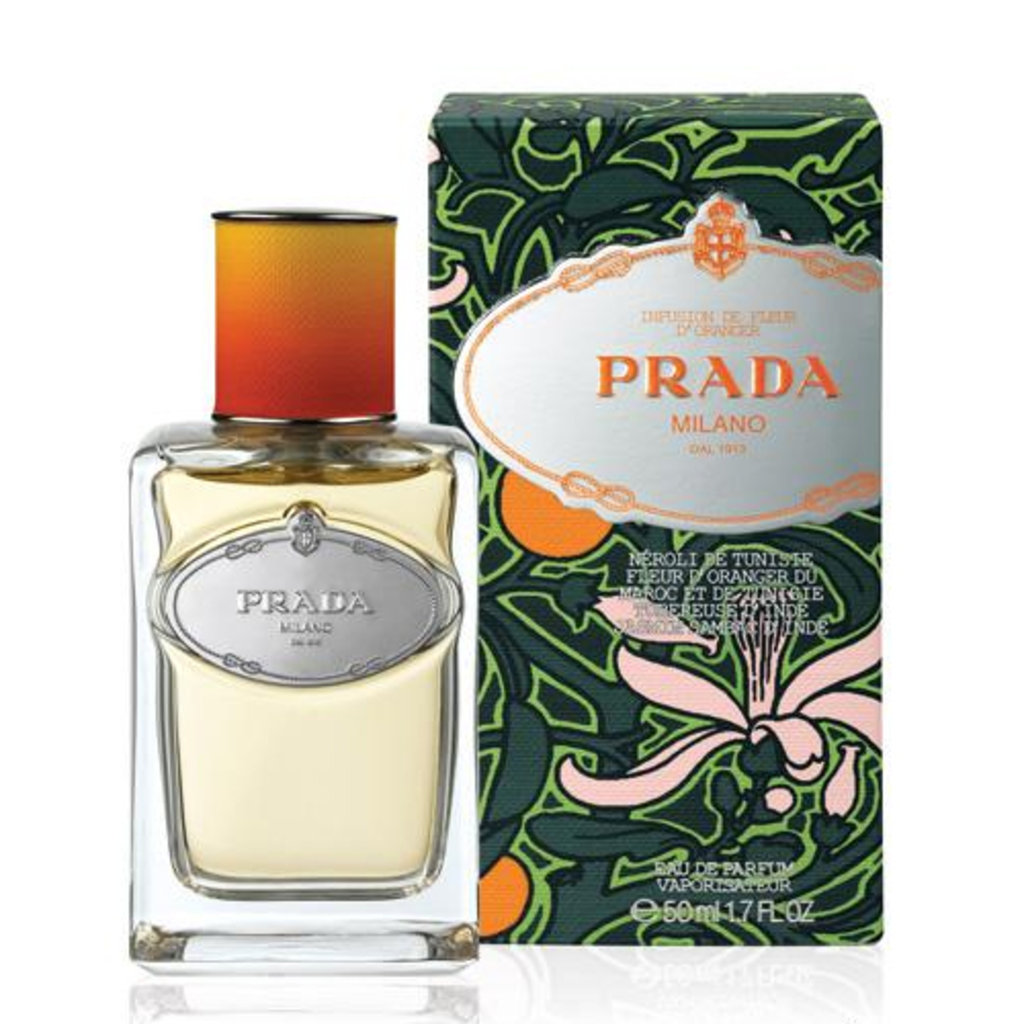 Prada: Prada Infusion De Fleur D'Oranger Парфюмерная вода edp ж 50 ml в Элит-парфюм
