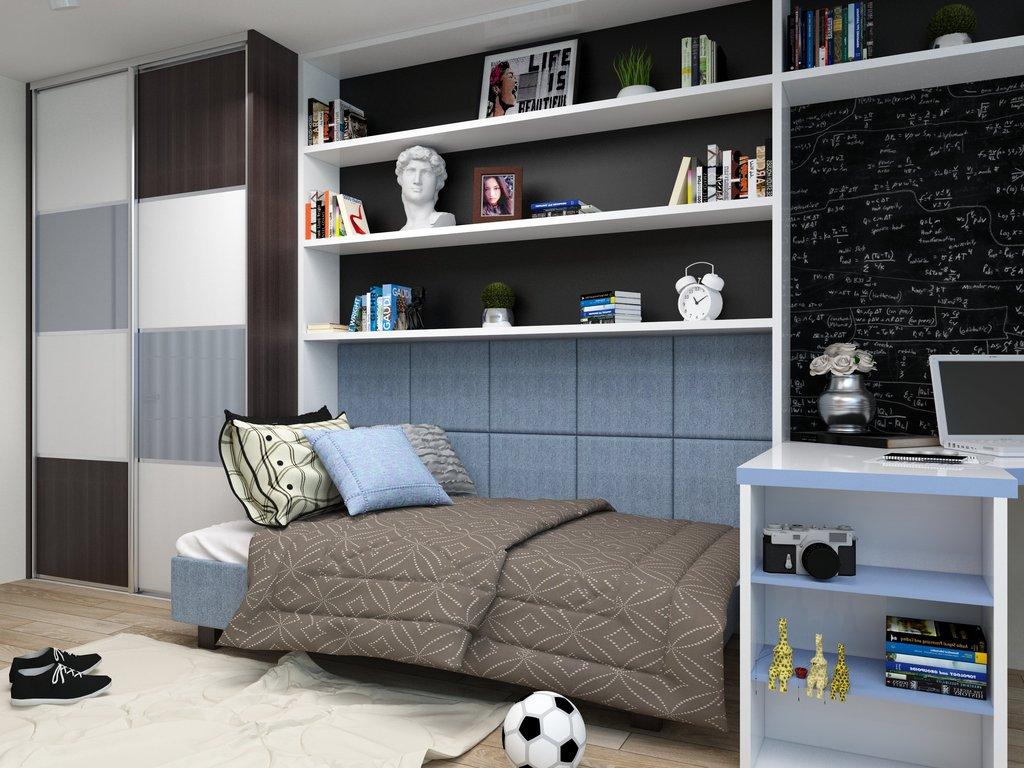 Детская мебель, общее: Детская в Новая квартира