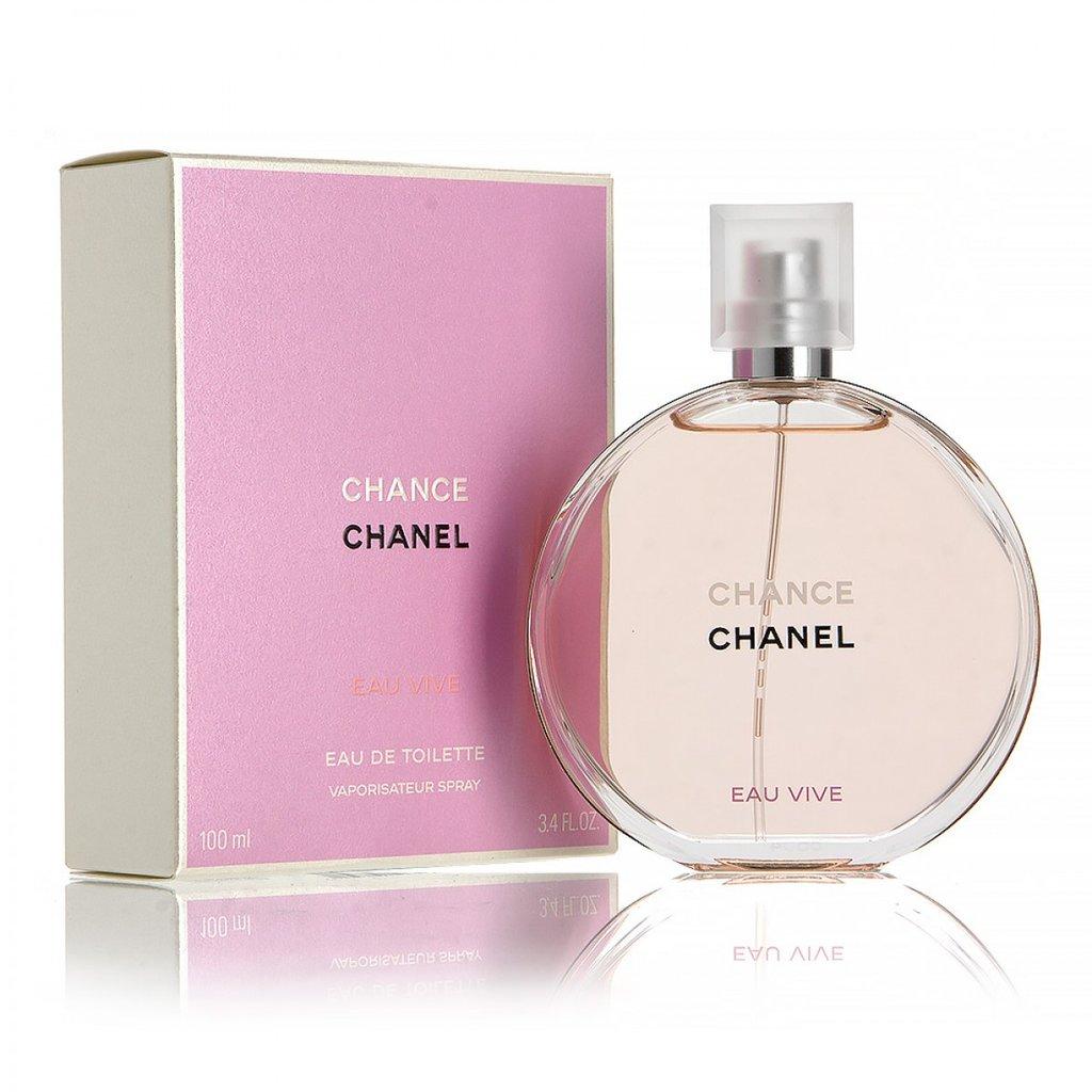 Женская туалетная вода Chanel: Chanel Chance Vive edt ж 35 | 50 ml в Элит-парфюм