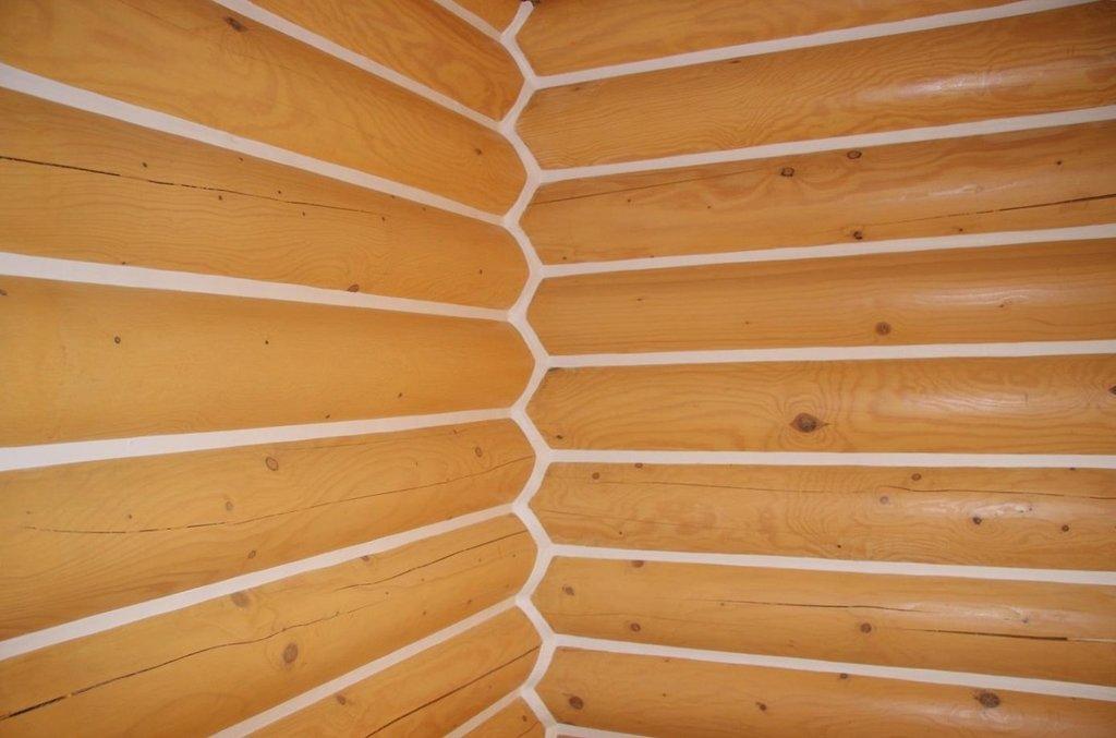 Ремонт и отделка помещений: Утепление сруба в ДревДом35